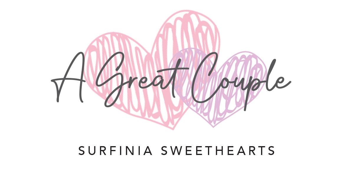 Surfinia Sweethearts